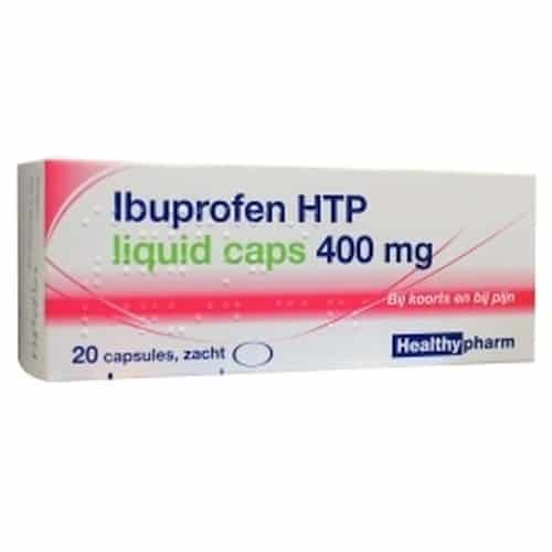 Image of Healthypharm Ibuprofen 400 mg liquid